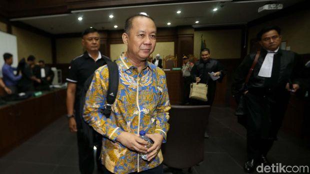 Ngopi-ngopi Berujung Sanksi Hakim Kasus BLBI