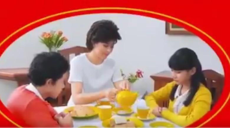 Viral Video Kampanye Jokowi Jawab Sosok Ayah ala Biskuit Khong Guan