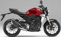 Honda CB250R versi asli