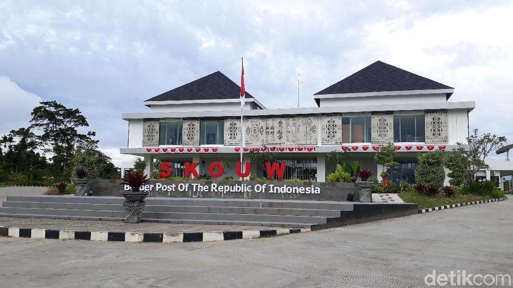 Melihat Skouw, Gerbang Ekspor-Impor RI dengan Papua Nugini