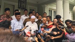 Kejutan Maruf Amin Bakal Bertemu Ahoker