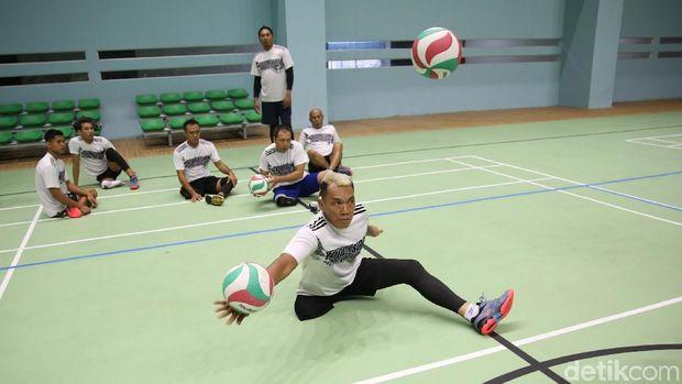 Mengenal Voli Duduk di Asian Para Games 2018