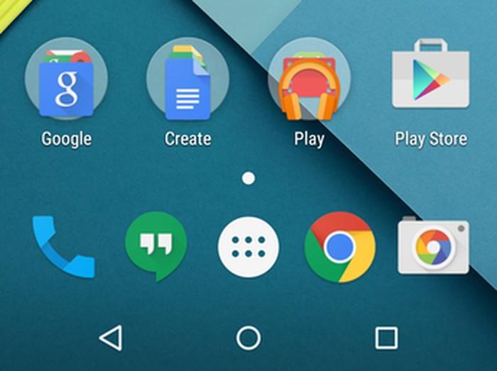 Android dari masa ke masa, Android, Android 5.0