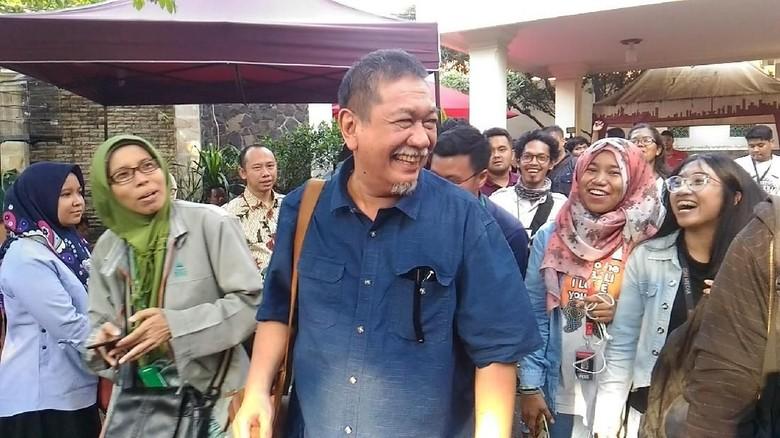Dukung Jokowi-Maruf, Deddy Mizwar Ngaku Tetap Mesra dengan PD