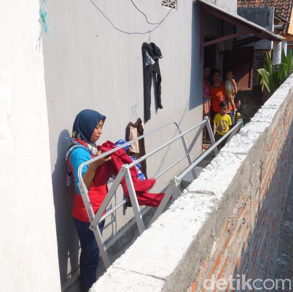 Pertengkaran Jadi Penyebab Rumah Khotijah Dipagar Tetangga