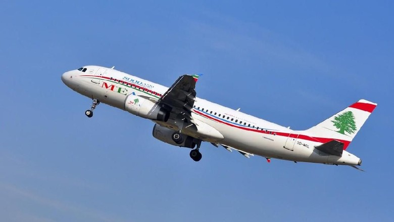 Ilustrasi Middle East Airlines (Middle East Airlines)