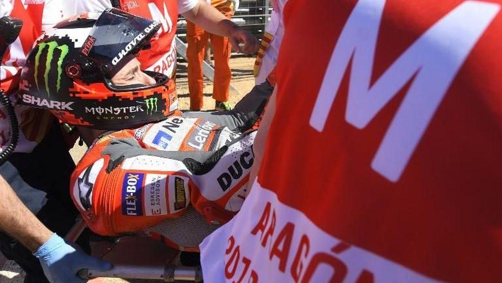 Lorenzo Diragukan Balapan di MotoGP Thailand