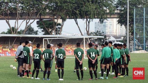 Fakhri: Timnas Indonesia U-16 dan India Punya Peluang Sama