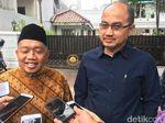 Kenalkan Cawagub, PKS Sambangi Rumdin Ketua DPRD DKI