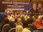 Promo Prabowo-Sandi di Seminar, Zulhas Dinilai Nodai Mimbar Akademik