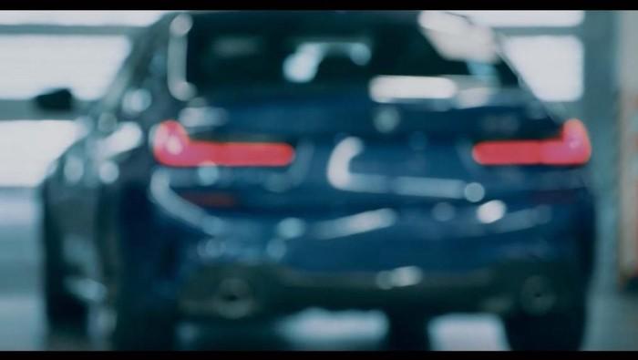 New BMW Seri 3 Nih!
