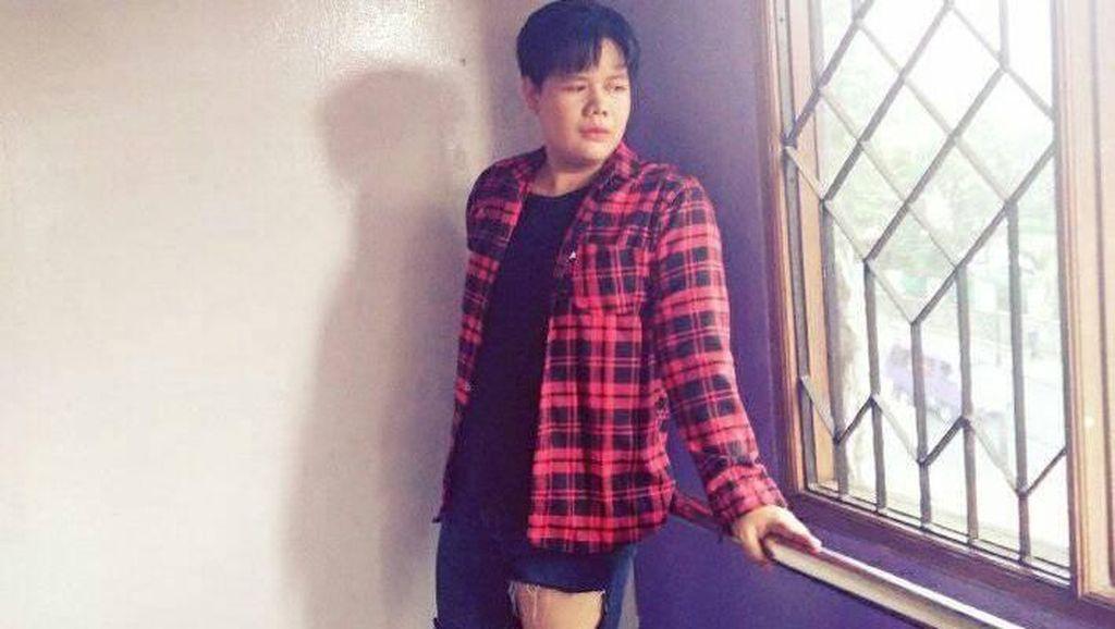 Kata Pria Cimahi yang Dulu Di-bully Babi Hutan Kini Mirip Artis K-Pop