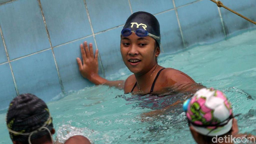 Laura Dinda Marah Saat Diajak Bergabung dengan Timnas Renang Disabilitas