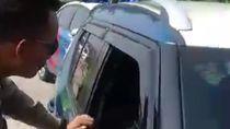 Polisi Susun Berkas Kasus Perempuan Terobos Konvoi Jokowi