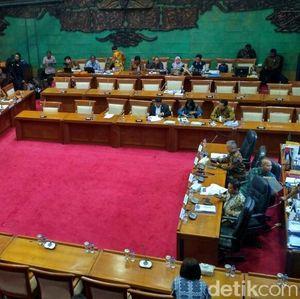 Sri Mulyani Rapat Bahas Anggaran dengan DPR