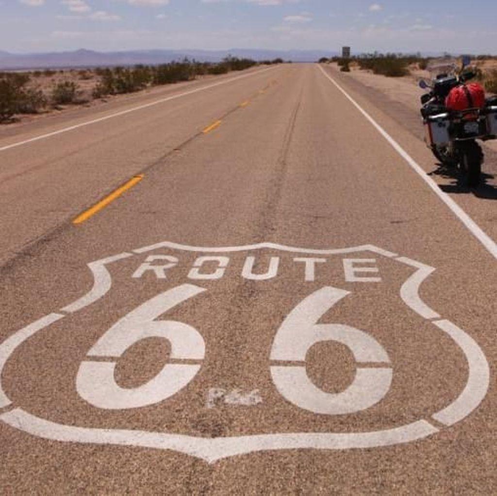 10 Jalur Road Trip Paling Eksis di Instagram