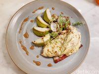 Sajiva: Ada <i>Grilled Chicken</i> Keju Enak di <i>Coffee Shop</i> Klasik