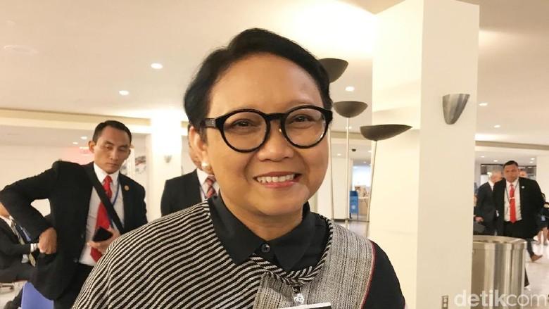 Cerita Menlu Retno: Sejak RI Jadi DK PBB, Ponsel Saya Siaga 24 Jam