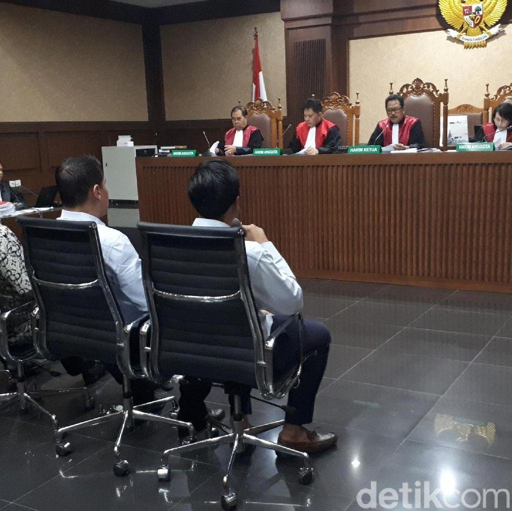 Beda Keterangan Ponakan Novanto Vs Anak Chairuman Soal Duit e-KTP