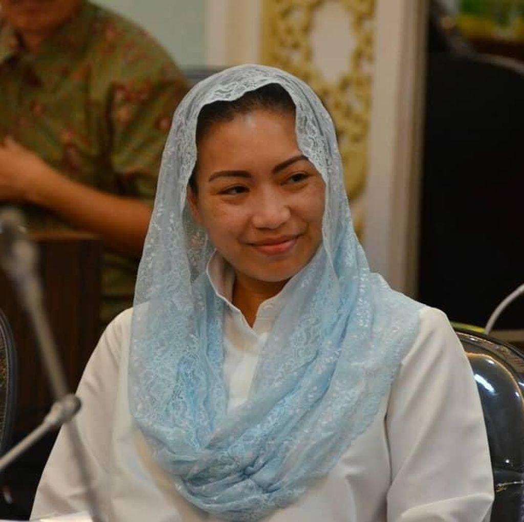 Sara Keponakan Prabowo Siap Jadi Wagub DKI Jika Diberi Amanah