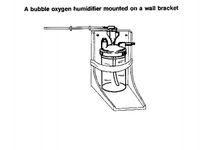 Cara kerja tabung oksigen.