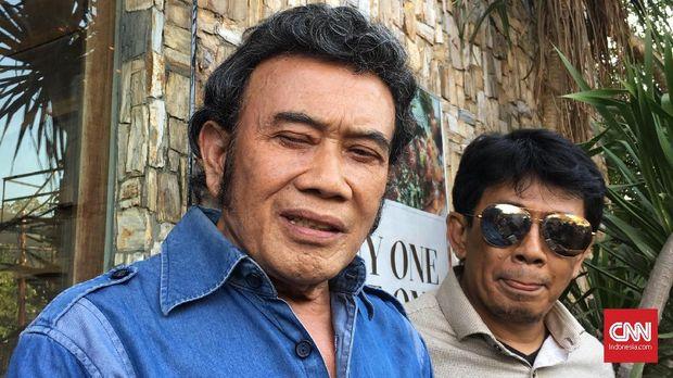 Rhoma Nyanyikan Lagu 'Ani', SBY Ucapkan Terima Kasih