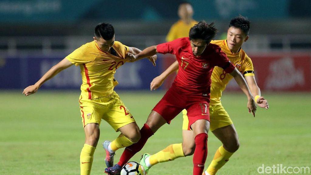 Indra Sjafri Kritik Penguasaan Bola Timnas Indonesia U-19