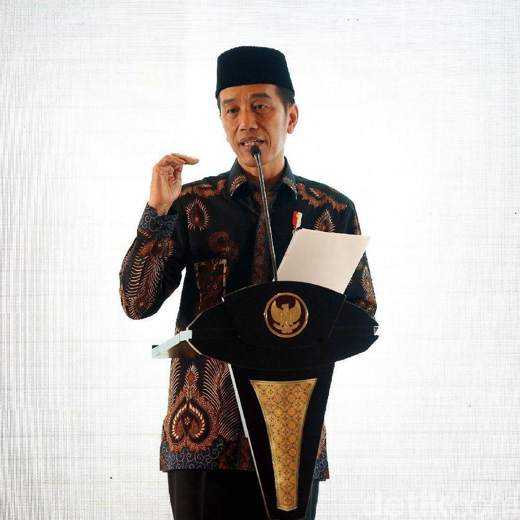 Jokowi: Saya Bilang ke DPR, UU Nggak Usah Banyak-banyak