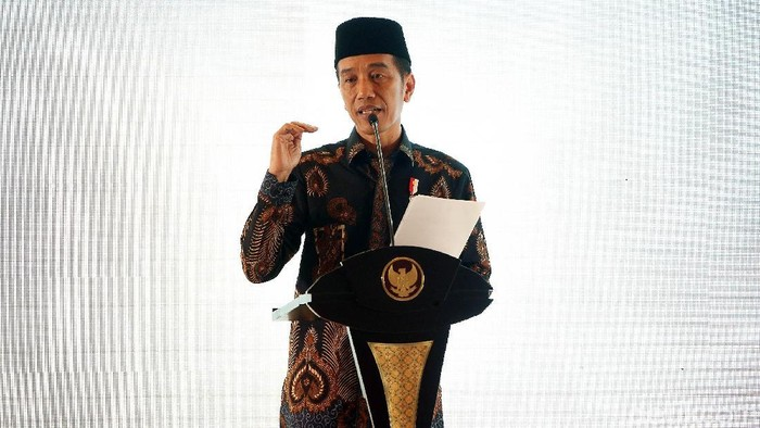 Presiden Joko Widodo (Jokowi)  (Foto: Rengga Sancaya/detikcom)