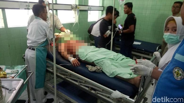 Polisi akan Olah TKP Kasus Penusukan Kepala Cabang Bank di Kediri