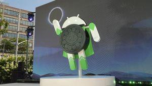 Tentang Bugdroid, Robot Hijau Logo Android