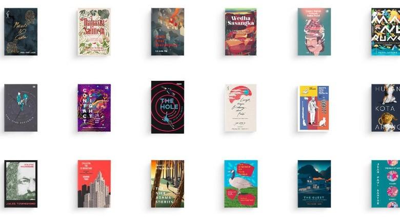 Penuh Eksperimen, Sukutangan Usung Konsep Desainer yang Baca Buku Foto: sukutangan/ istimewa