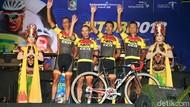 Resmi Dibuka, 25 Negara Siap Adu Balap Sepeda di ITdBI 2018