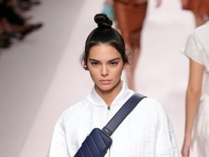 Kendall Jenner tampil dengan Rambut kribo, Netizen Bilang Perampasan Budaya