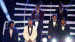 Daftar Lengkap Pemenang Penghargaan FIFA 2018