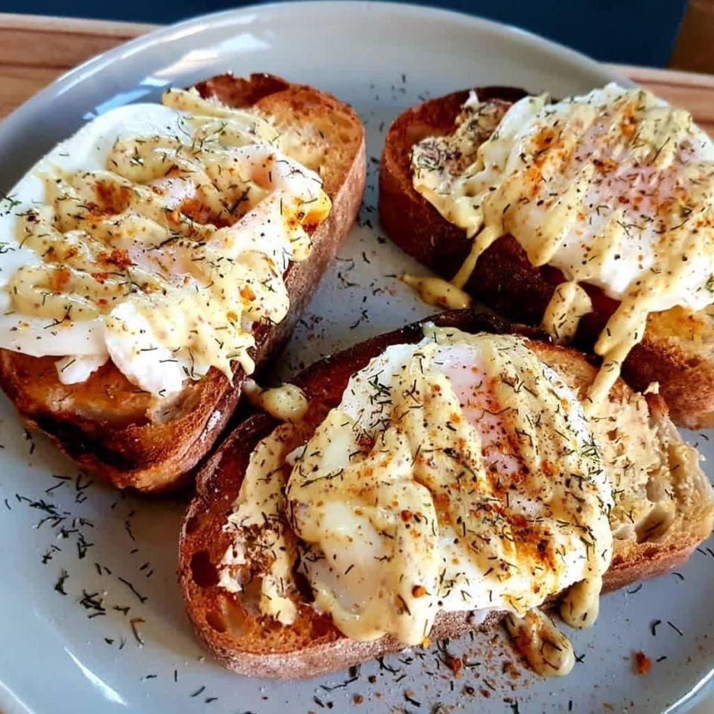 Bosan dengan Telur Goreng? Bikin Saja Poached Egg Buat Sarapan