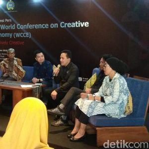 Sri Mulyani dan Pelaku Ekonomi Kreatif Dunia akan Kumpul di Bali