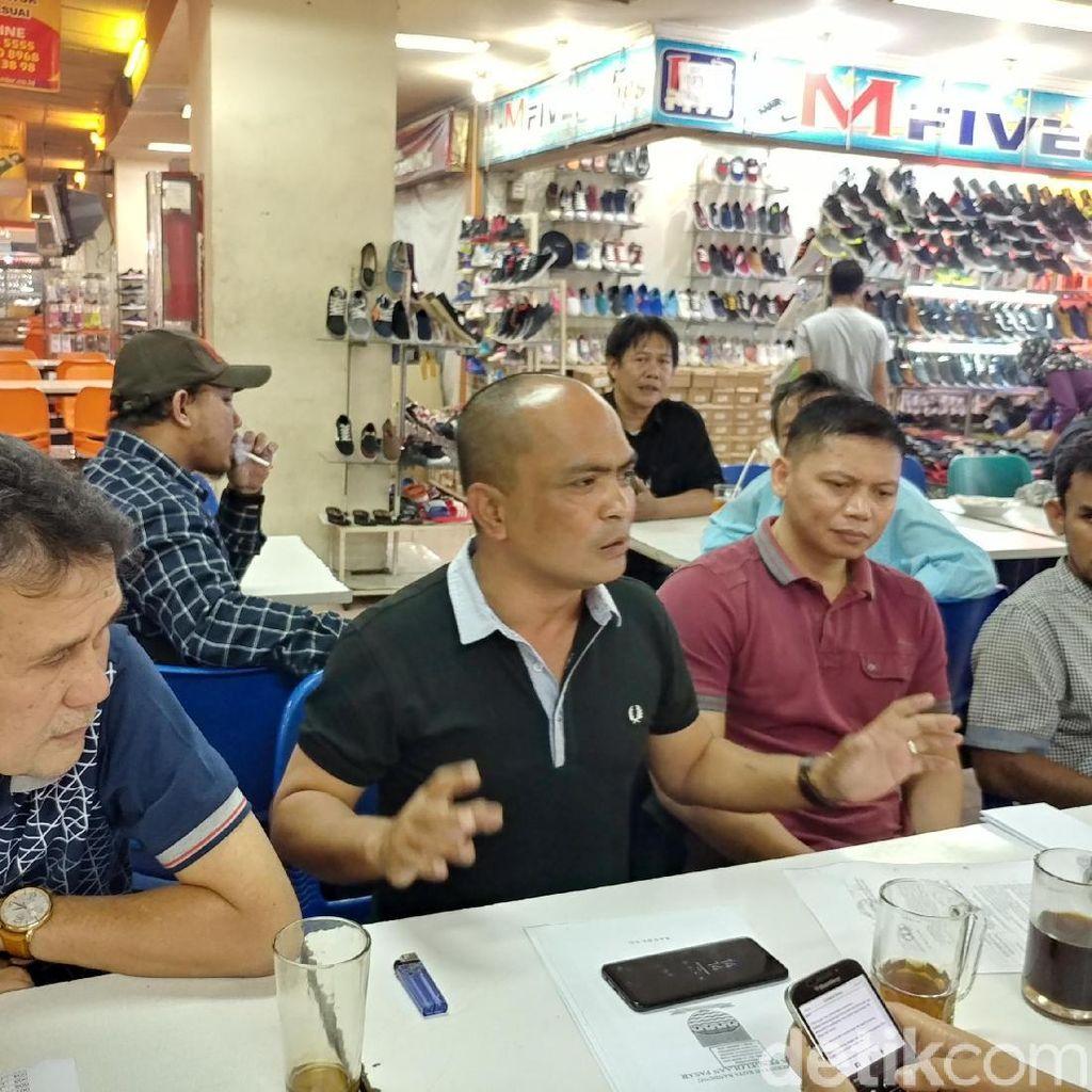 Target Retribusi Naik, Pedagang Pasar Baru Ancam Mogok Jualan