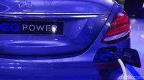 Mercy Pilih Strategi Pasang Charger Sebelum Jual Mobil Listriknya