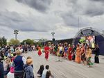 Indahnya Bhinneka Tunggal Ika yang Hangatkan Kota Frankfurt