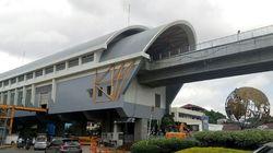 LRT Palembang Beroperasi di 10 Stasiun Bulan Ini