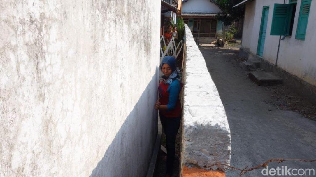 Ini Alasan Tetangga Tutup Rumah Khotijah dengan Pagar 2 Meter