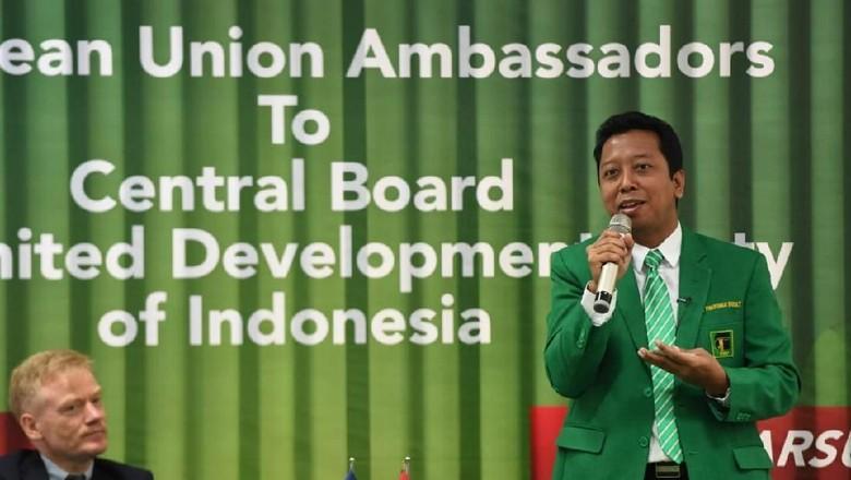 Rommy Yakin Jokowi-Maruf Bisa Menang 65% pada Pilpres 2019