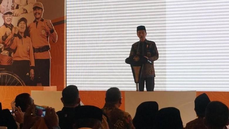 Tak Bagi Sepeda ke Warga, Jokowi: Nanti Jadi Polemik