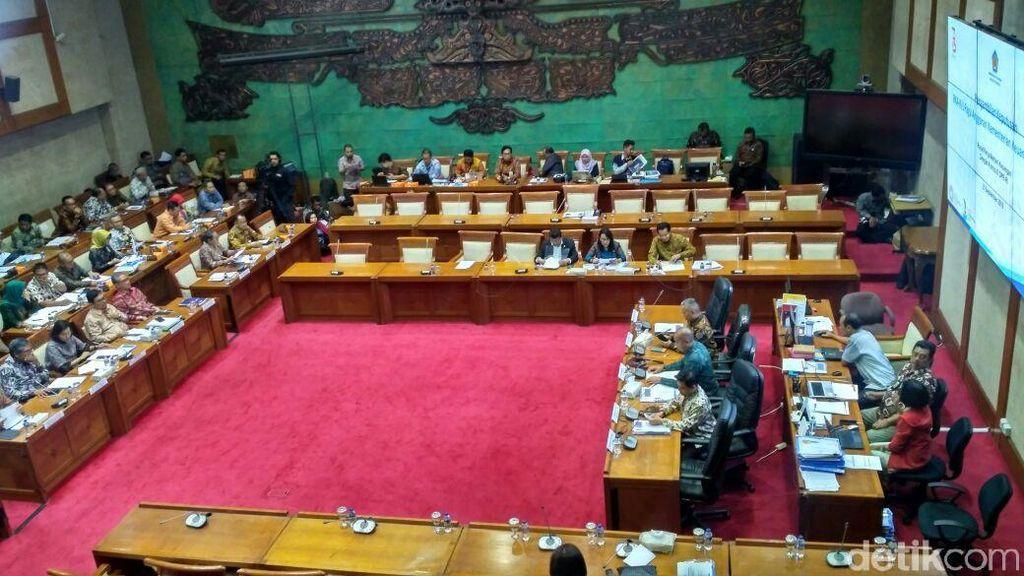 Usul DPR Agar Penerimaan Negara Makin Moncer