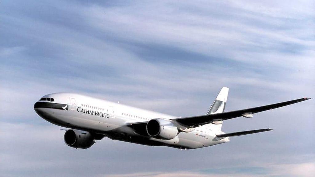 Foto Pesawat Boeing 777 Pertama Dunia yang Akan Pensiun