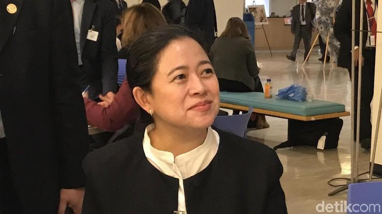 Heboh Rebusan Pembalut, Menteri Puan: Belum Dengar dan Akan Kami Cek