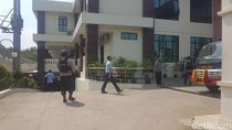 Pengadilan Serang Diteror Bom