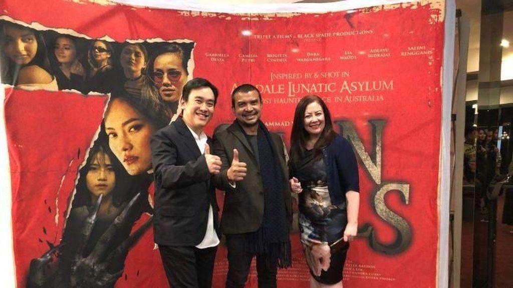 Tempat Terangker di Australia Jadi Lokasi Film Horor Indonesia