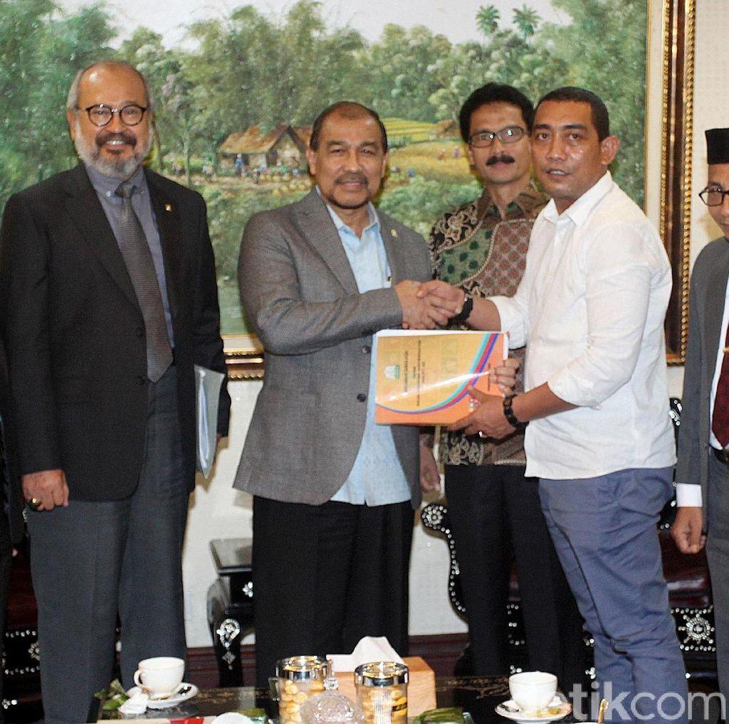 Bahas RPJM, DPD RI Bertemu Anggota DPRD Aceh